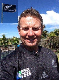 NR NZ flag + jersey