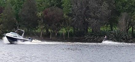 BF water skiing Nov17